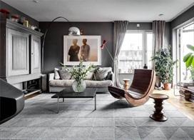 153平米复式公寓装修效果图