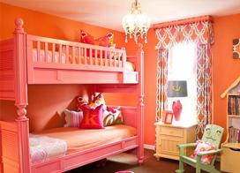 9张儿童房双层床设计效果图