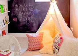 10款儿童房帐篷布置图