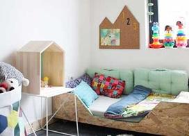 10款儿童卧室装修效果图