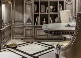 奢华到极致,178平米欧式别墅装修效果图