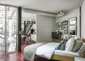 改造旧房,268平米两房两厅装修效果图
