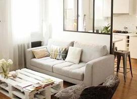 完美划分空间,10款装饰隔断效果图片