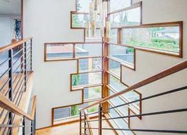 透过窗户看世界,10款创意窗户设计效果图