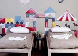 10款个性定制儿童房装修效果图