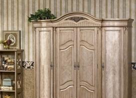 五款卧室衣柜装修效果图