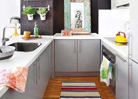 缔造美食空间,9款开放式厨房装修效果图