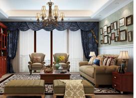 10款沙发背景墙装修效果图,告别大白墙时代