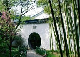 12款中式入户花园装修效果图,中国园林艺术的极致表现