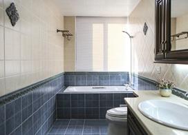 简单的家具和简单的配色,10万半包三室两厅装修效果图