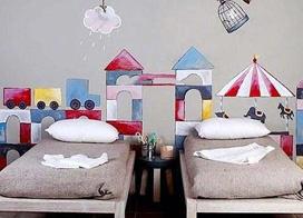 充满幼稚的想象和天马行空的逻辑,10款儿童房设计与装修图片