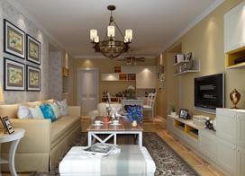 20款客厅装修设计效果图,时尚简约温馨舒适