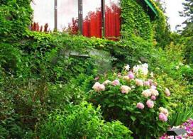 布查德夫妇的私家花园,一年四季,都美丽如画