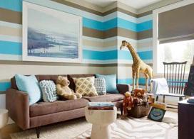 10款沙发背景墙实景图,景墙是多么的美