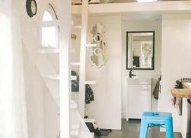 10款复式楼梯装修效果图,看看哪种适合你家的户型