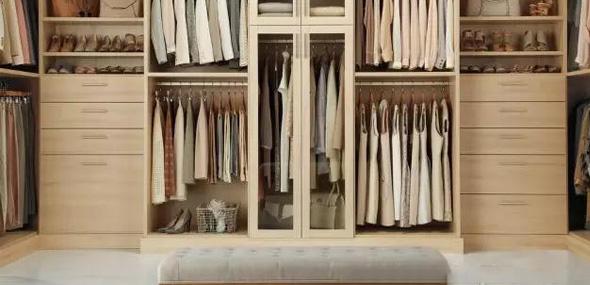 10款收纳型家具衣柜图片,更多的收纳空间