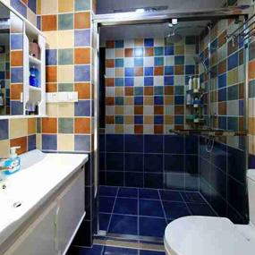 90平米复式公寓装修效果图,整体空间轻松舒适