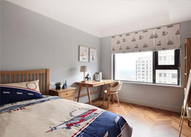 11w原来真的可以装欧式,120平米北欧家居装修效果图