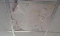 厕所天花板漏水原因和解决办法