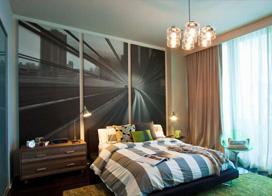21张现代简约风格卧室装修参考效果图