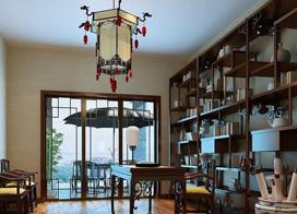 16款亮堂书房装修效果图,总有一款适合你