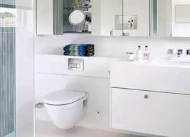20款现代简约卫生间地砖效果图,看看你是否喜欢?
