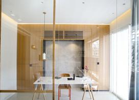 整容般的改造翻新,110平米两室改三室装修效果图