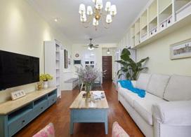 89平小三室一厅装修效果图,如何能够最有效的利用居住空间?