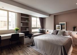 小夫妻的现代简约公寓,简洁的让人窒息