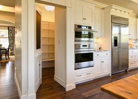 6款厨房门装修效果图,为家锦上添花