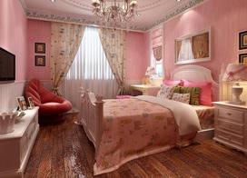20款女孩卧室装修效果图,一砖一瓦都是我梦想的样子