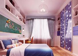 20款儿童房搭配效果图,总有一个你喜欢!
