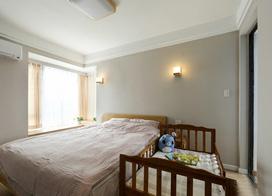 一家三口的温馨,两房一厅复式公寓装修效果图