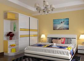 20款卧室衣柜装修效果图,总有一款是你想要的!