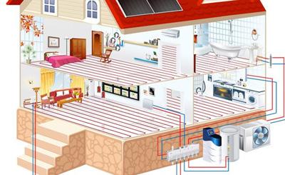 采暖系统安装正确可省电费