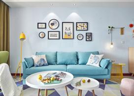 注重空间设计和生活品质,135平米三室两厅装修效果图