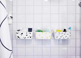 让凌乱不属于你 8款卫生间收纳箱实景图