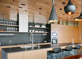 18款厨房置物架效果图,让厨房更有格调