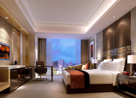 10款精品賓館室內裝修效果圖,提高客戶入住率