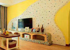 10款电视背景墙壁纸图片,看腻就换!