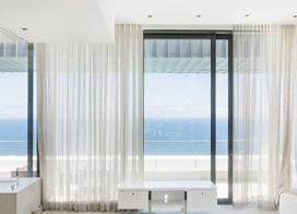 9张现代窗帘图片