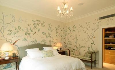卧室液体壁纸的优缺点