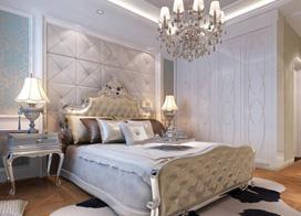 12款卧室床头背景墙效果图,个性效果图任你挑选