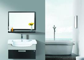 10款卫生间浴柜图片
