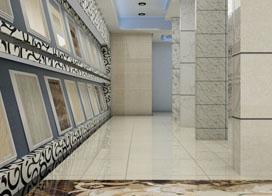 10款瓷砖展厅设计图片