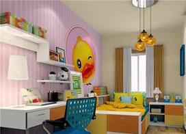 9款儿童房间装修效果图