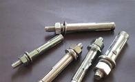 化学膨胀螺栓工作原理和使用方法