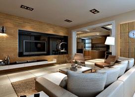 两房一厅装修效果图,看完你不得不服!