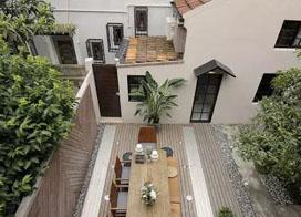 别墅图片设计,还有个人人羡慕的大庭院