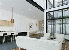 窗户图片欣赏 为您打造更为通透的客厅